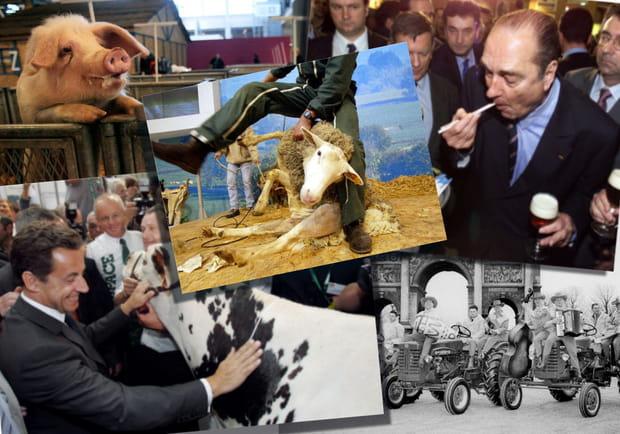 50 ans de Salon de l'Agriculture en images