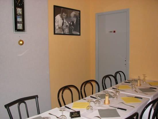 L'Esacle chez Fabio  - Petite salle de 10 places -   © Guerreiro Fabrice