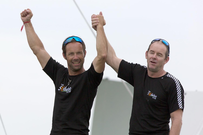 Transat Jacques Vabre: victoire du duo Coville-Nelias, le classement