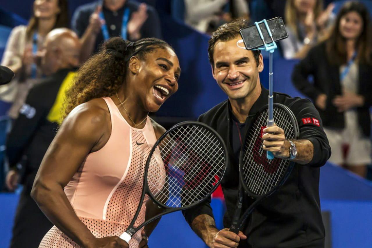 Hopman Cup: Federer l'emporte sur Williams dans un double mixte à 43Grand Chelem