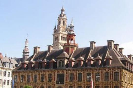 A Lille, premières tendances sur les municipales 2014