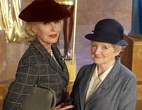 Miss Marple : Le miroir se brisa