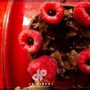 Dessert : Le Paseo - Cocktail club & restaurant (Ex : LE SUD)  - Tartelette coco-framboise -   © Le Paseo - Cocktail club & Restaurant