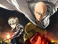 One Punch Man : Le monstre à visage humain