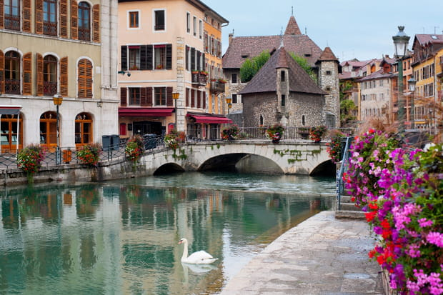 L'incontournable Annecy