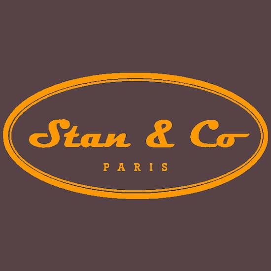 Stan & Co  - Logo -   © SV
