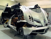 Mega Factories : Pagani
