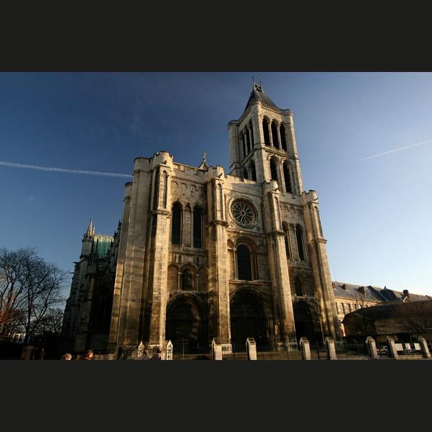 Basilique Saint-Denis en Seine-Saint-Denis