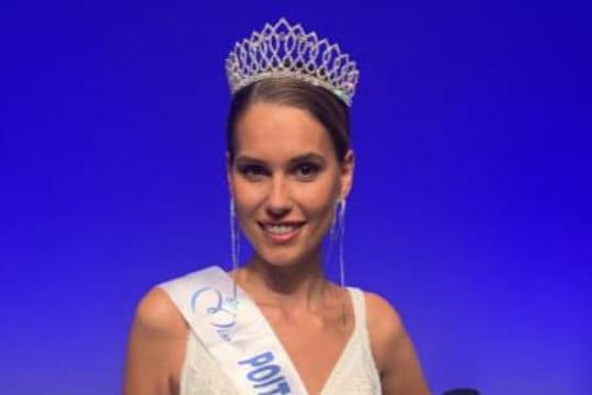Miss Poitou-Charentes 2020: portrait de Justine Dubois