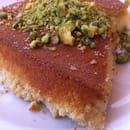 Restaurant : Lemonot Cannes  - Dessert libanais -