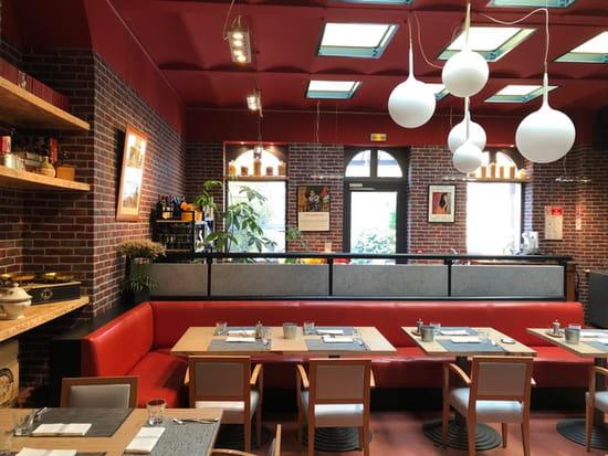 Restaurant : Caffe Cosi La Trattoria  - salle du restaurant caffè cosi -   © caffecosi