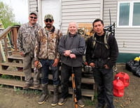 Into The Wild : Alaska : L'avènement des fils