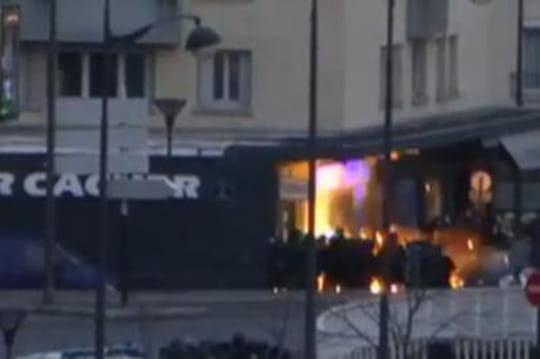 Porte de Vincennes : quatre otages tués, le tireur est mort