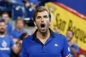 Coupe Davis: et si Benneteau jouait la finale France - Croatie?