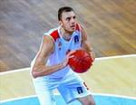 Basket-ball - Monaco (Fra) / Partizan Belgrade (Scg)