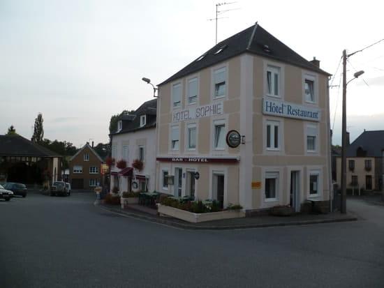 Hotel restaurant Sophie  - EXTERIEUR -