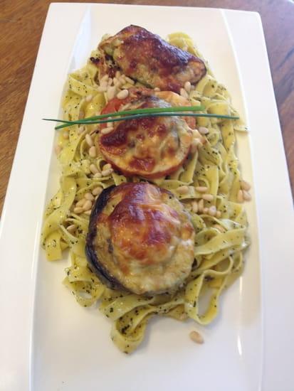 Le Da Vinci  - Petits Legumes Farcis et son Pesto à la Genovese -