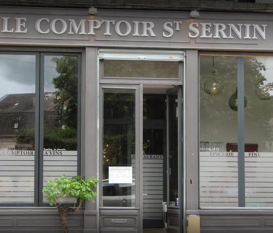 Le Comptoir Saint-Sernin   © Comptoir Saint-sernin