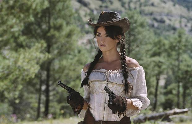 Cowgirl dans Bandidas