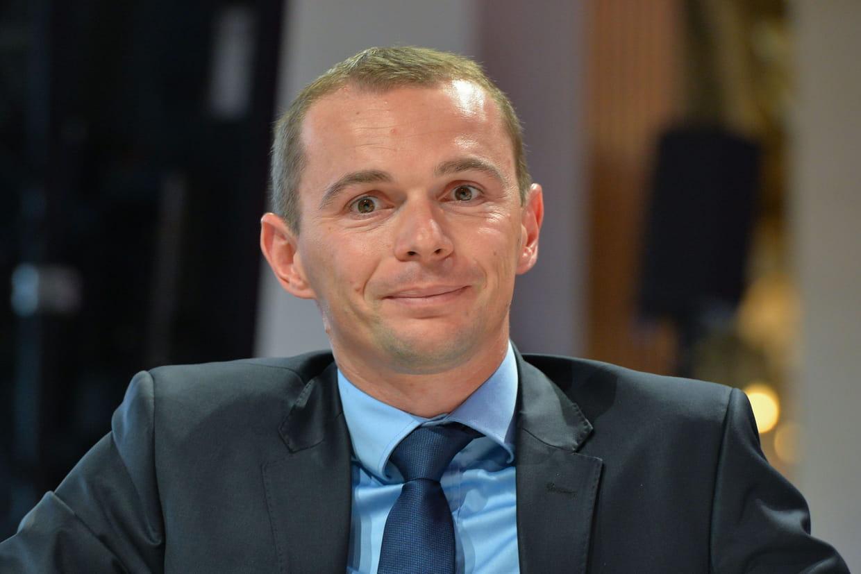 Entré au gouvernement, Olivier Dussopt est