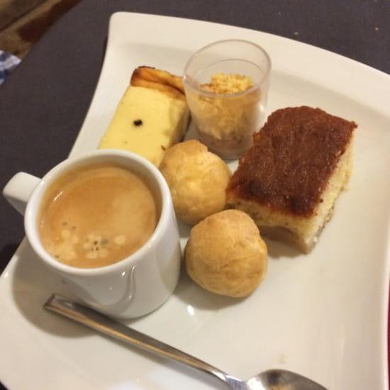 Dessert : La Petite Auberge