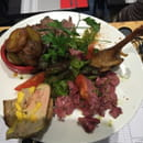 Plat : Bistro De Lacaze  - Salade dù Périgord  -