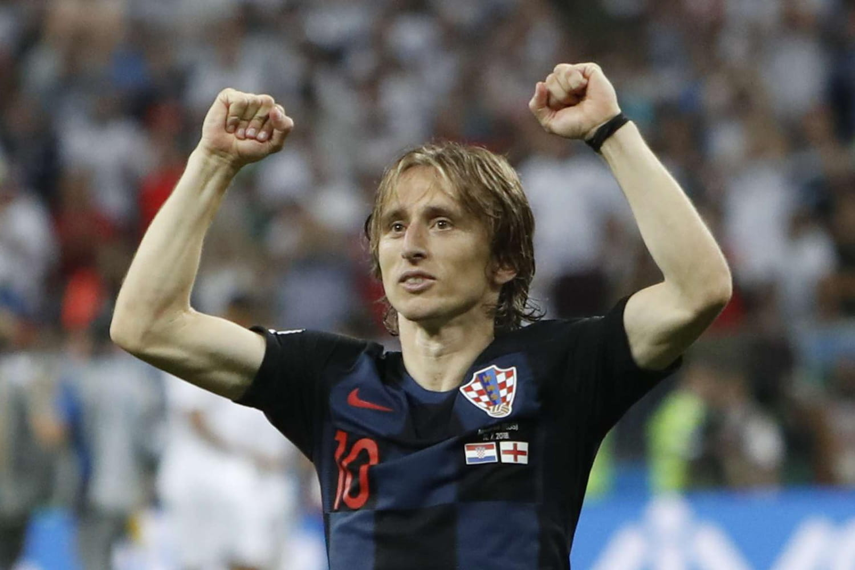 Croatie - Angleterre: le résumé du match et les buts en vidéo