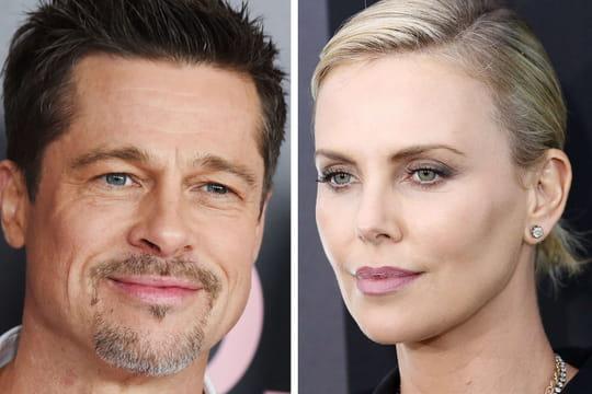 Brad Pitt et Charlize Theron: en couple selon plusieurs rumeurs
