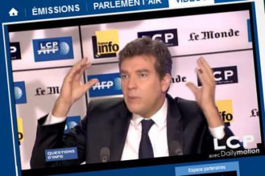 Arnaud Montebourg: pétage de plombs etinsultes endirect [VIDÉO]