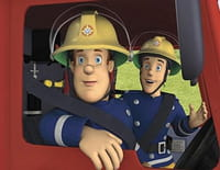 Sam le pompier : Un sauvetage périlleux