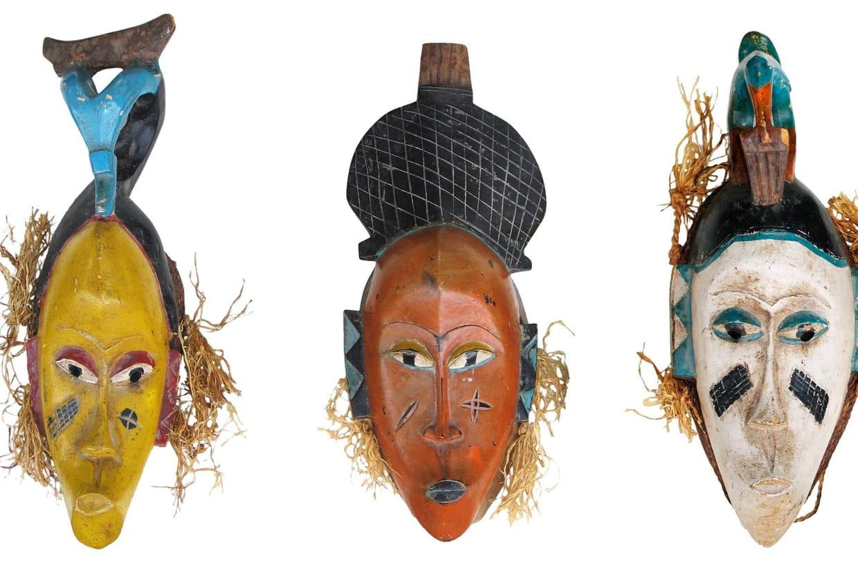 plus grand choix de 2019 site autorisé plus de photos Masque africain : idées de créations et conseils
