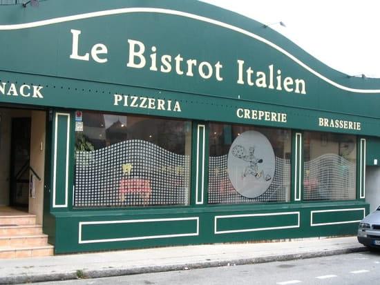 Le Bistrot Italien  - le restaurant -