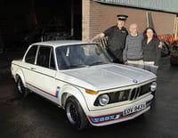Car SOS : La BMW 2002 Turbo