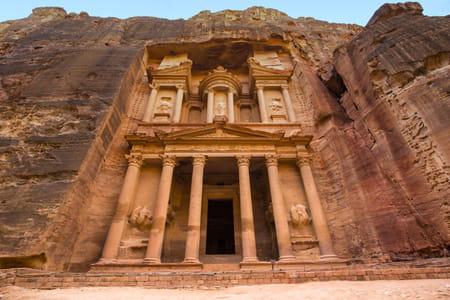 Petra nouvelle merveille monde