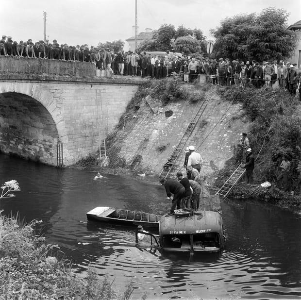 1964 : 9 spectateurs morts sur la route du Tour