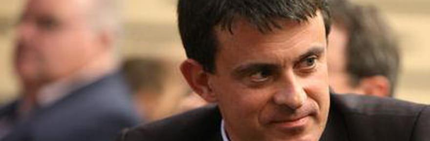 Manuel Valls Premier ministre: legrand favori pourMatignon