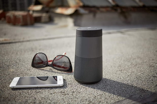 Bose SoundLink Revolve: du beau son sur 360°