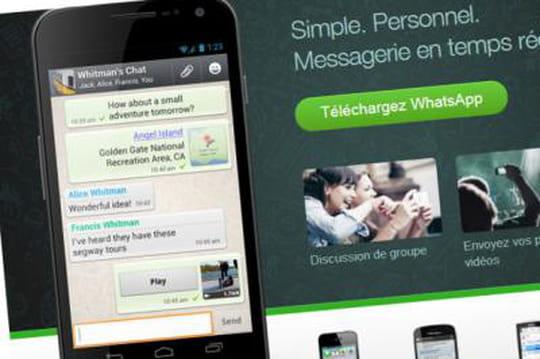 WhatsApp : c'est quoi? A quoi ça sert?