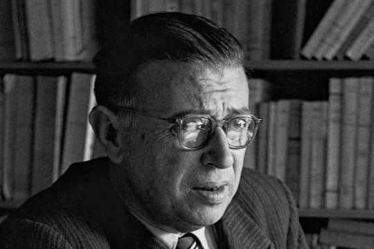 Jean-Paul Sartre: biographie du philosophe, auteur des Mots