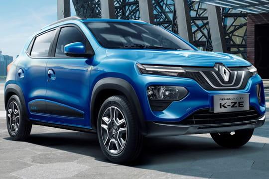 Renault City K-ZE: un modèle Dacia en France? Ce que l'on sait [prix]