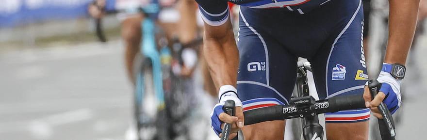 Julian Alaphilippe champion du monde de cyclisme, revivez sa victoire en images