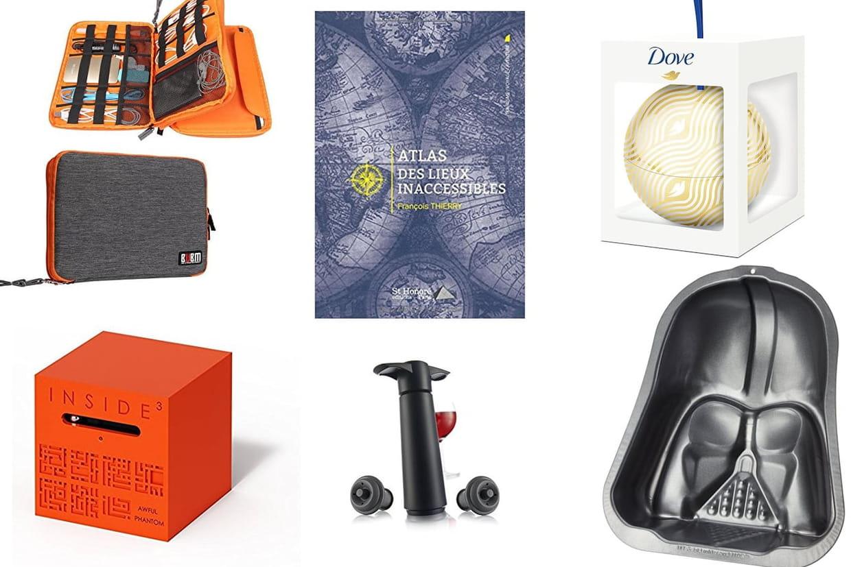 Cadeau de Noël pas cher : plein d\'idées de présents à moins de 20 euros