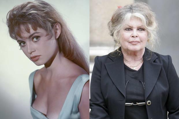 Brigitte Bardot n'est plus le sex-symbol qu'elle était
