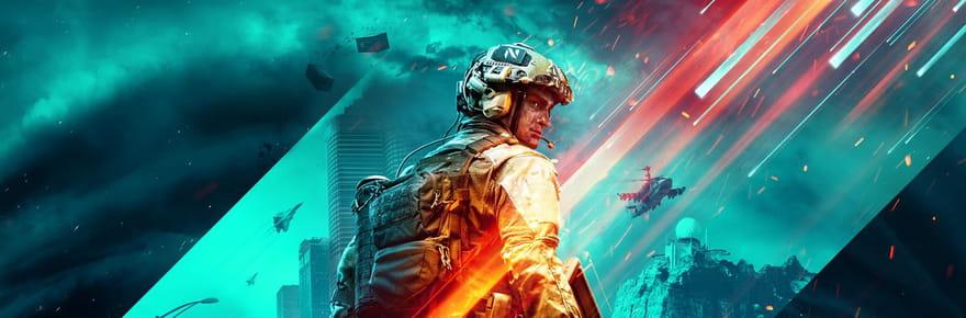 Battlefield 2042: EA revient sur la bêta et dévoile les nouveaux spécialistes