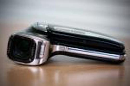 Un caméscope étanche pour moins de 300€