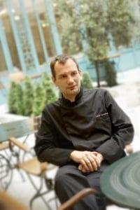 Le First, restaurant Boudoir Paris  - notre chef Gilles Grasteau -   © The Westin Paris