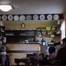 Au Rendez-vous des skieurs  - Salle côté bar -   © Solexine