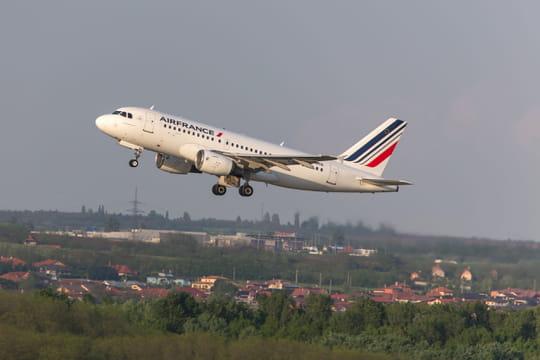 Air France: destinations, enregistrement, vol, bagage, infos pratiques