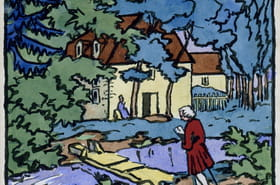 """Raconté à mon petit-fils, """"Jean-Jacques Rousseau à Ermenonville"""""""