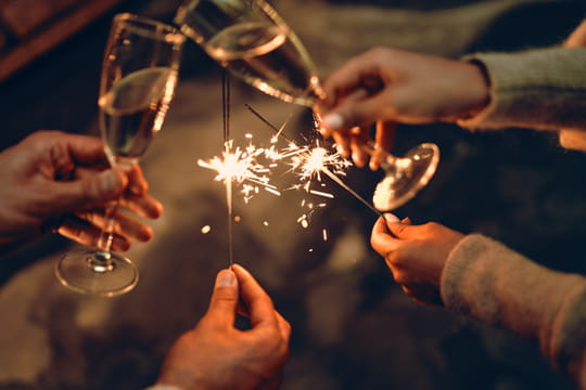 Nouvel An 2021: origine du Jour de l'An, où passer le réveillon du 31?